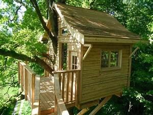 Comment Construire Une Cabane à écureuil : construire une cabane dans le jardin habitatpresto ~ Melissatoandfro.com Idées de Décoration