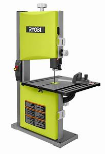 Scie à Ruban : ryobi 9 inch 2 5 amp band saw the home depot canada ~ Edinachiropracticcenter.com Idées de Décoration