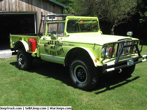 jeep fire truck for sale craigs m715 005
