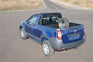 Dacia Pick Up : dacia duster pick up photos photogallery with 10 pics ~ Gottalentnigeria.com Avis de Voitures