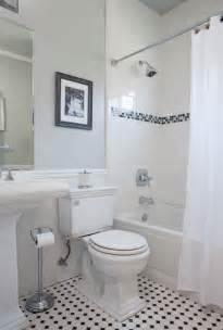 Vintage Black And White Bathroom Ideas Vintage Bathroom Traditional Bathroom San Francisco By Sustainable Home