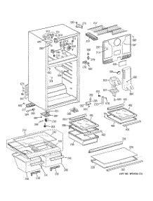 parts  ge ctshbsdrww refrigerator appliancepartsproscom