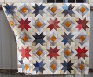 Stars of Valor Quilt Pattern