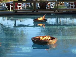 Rustic Fire Pits