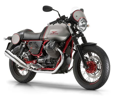 Review Moto Guzzi V7 Ii by 2016 Moto Guzzi V7 Ii Racer Abs Review