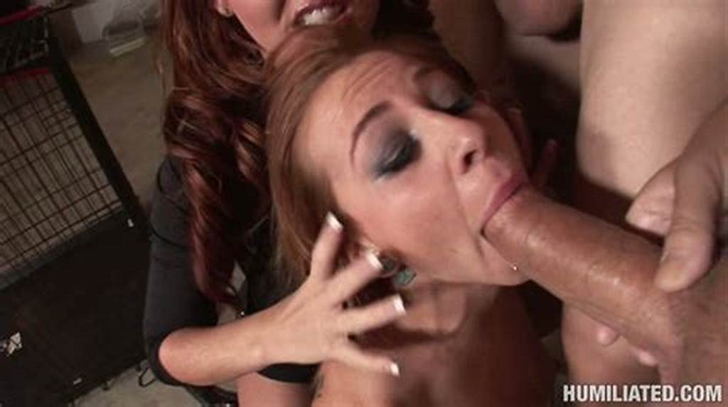 #Redhead #Cumslut #Scarlett #Pain #Totally #Humiliated #And