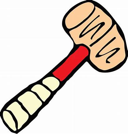 Hammer Clipart Roughly Drawn Openclipart Svg Clipartmag
