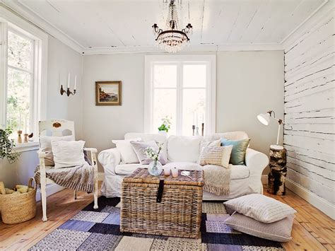 A Lovely Traditional Swedish Cottage