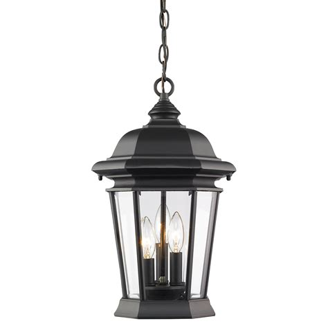 Zlite Melbourne 540 Large Outdoor Pendant Light Outdoor