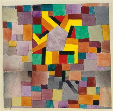 17 best images about paul klee on watercolour bauhaus and metropolitan museum