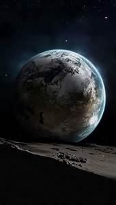 Iphone, Wallpapers, Games, Apps, Ringtones, Themes, Earth, From, Moon