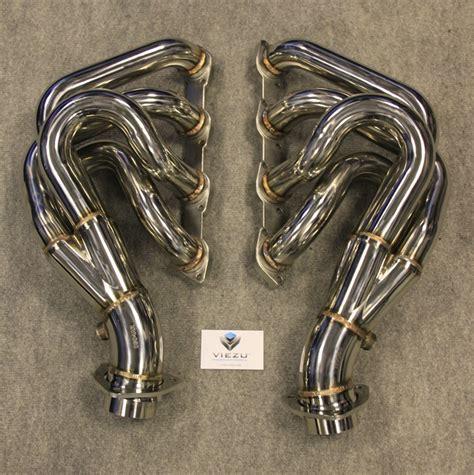 Cracking exhaust manifolds & exhaust brackets. Ferrari F430 Cracked Ferrari Manifolds and headers