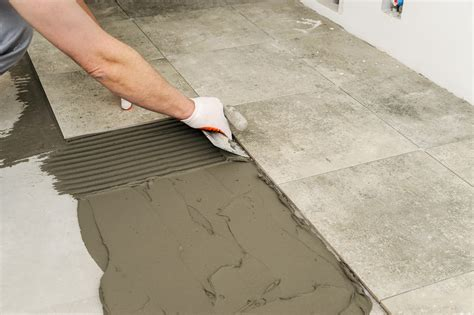 Floor Tile Installation by How To Prepare Concrete For A Tile Installation