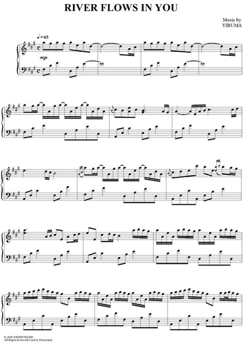 Had the best experience on this licensed digital sheet music site. Yiruma