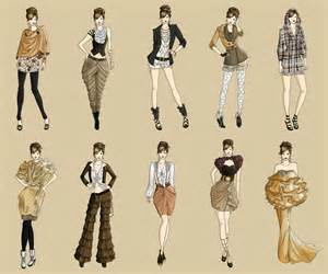clothes design fashion collection autumn 2011 by lousasa on deviantart
