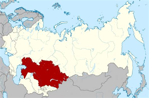 Kazakhstan Was The Last Soviet Republic To Leave The USSR ...