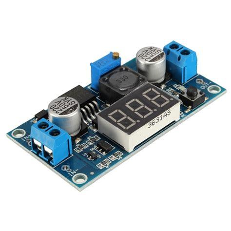 Voltage Regulator Adjustable Power Supply