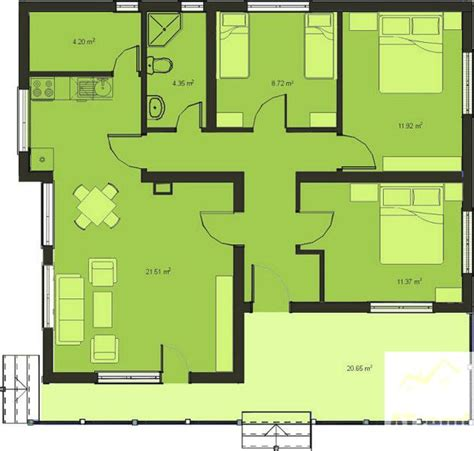 3 bedroom house blueprints small 3 bedroom house plans with newly built 3 bedroom