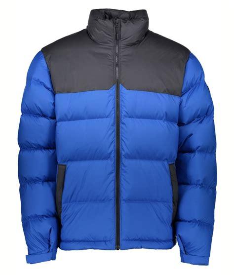 Top Boy Season 03 Blue Puffer Jamie Jacket with Hood