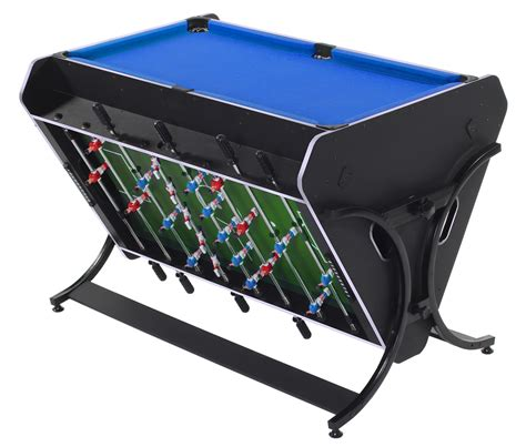 strikeworth trisport multi games table pool air hockey