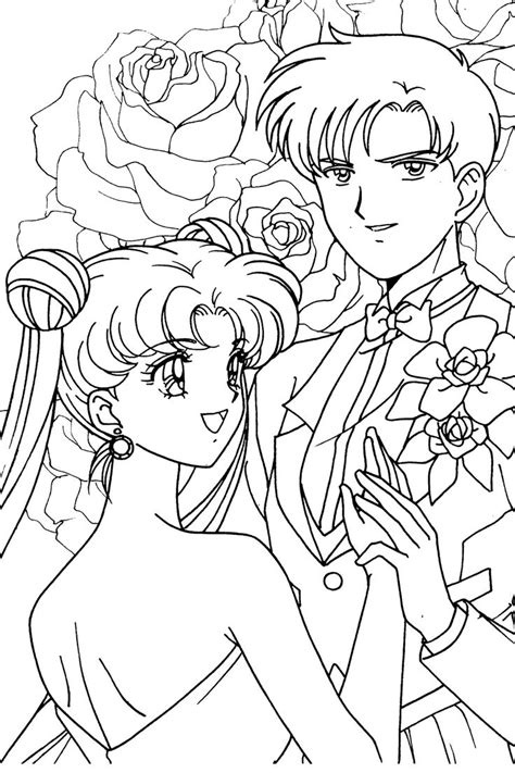 Coloring Anime by Wedding Coloring Pages Best Coloring Pages For