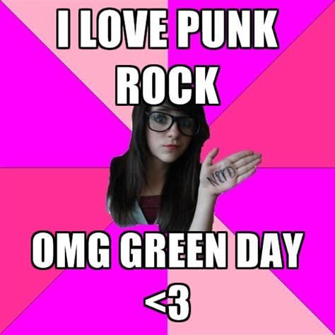 Punk Rock Memes - punk rock love memes