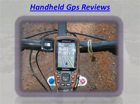 Handheld Gps Reviews