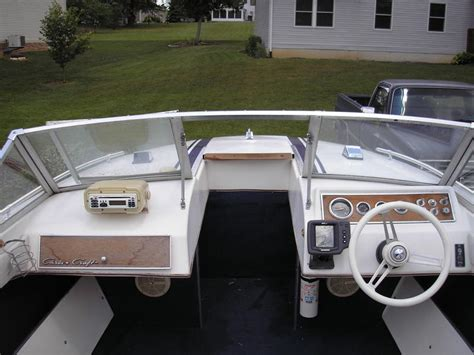 chris craft lancer powerboat  sale  ohio