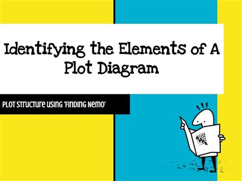 Nemo Plot Diagram by Intro To Elements Of A Plot Diagram