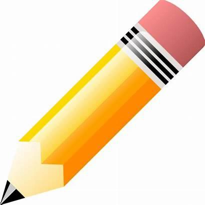 Pencil Clip Vector Svg Vectors