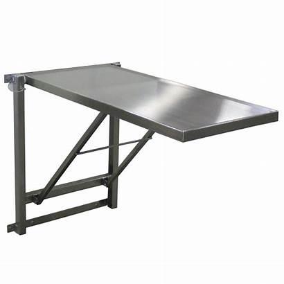 Table Folding Exam Steel Stainless Examination Veterinary