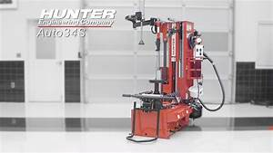 Auto34s Tire Changer From Hunter Engineering
