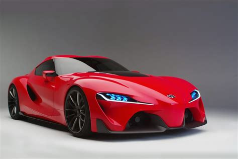 Toyota Ft-1 Concept Is Your Supra Of The Future [video