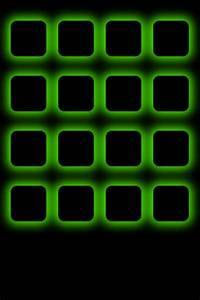 Green Lantern iPhone iOS 4 Lock & Home Screen Wallpaper ...