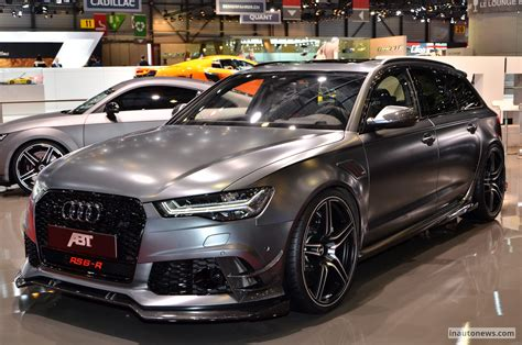 Jon Olsson's Abt Audi Rs6+ With Split Camo