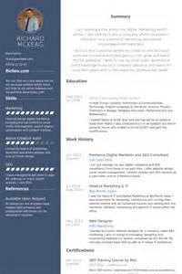 resumes for web designers exles concepteur de web exemple de cv base de donn 233 es