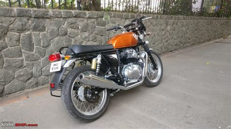 Review Royal Enfield Interceptor 650 by Review My Royal Enfield Interceptor 650 Team Bhp