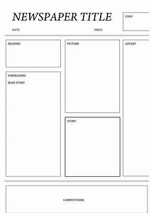 create your own newspaper template - october 2012 kate 39 s blog