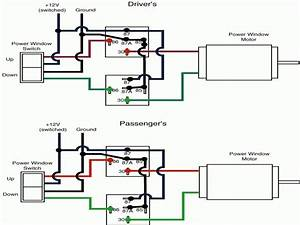 Gm Power Window Switch Wiring Diagram