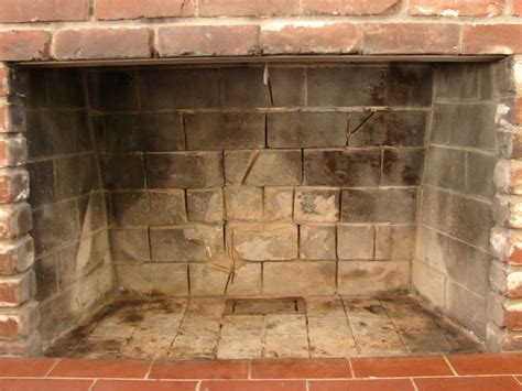 Firebox Repair Ables Top Hat Chimney Sweeps