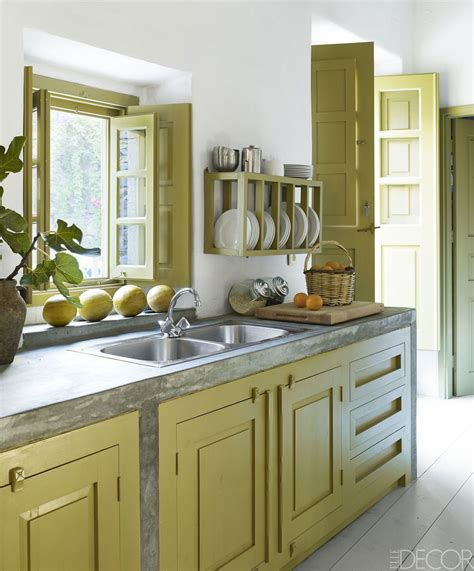 green kitchen designs decoholic