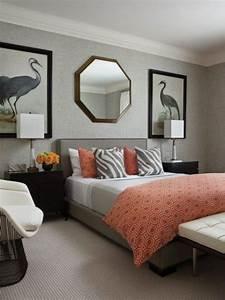 30 Grey And Coral Home D U00e9cor Ideas
