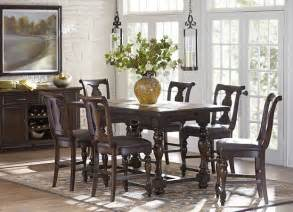 morningside counter height dining set at haverty 39 s