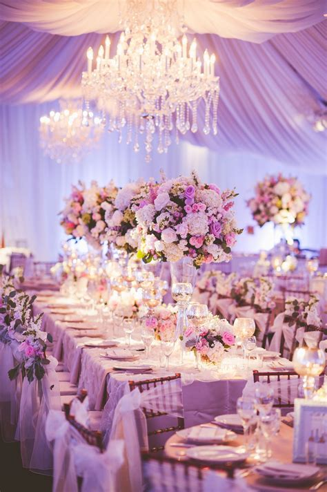 classic formal garden party tent reception
