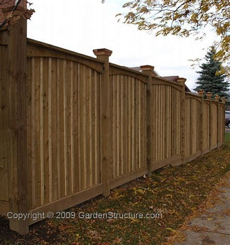 wood fence styles cedar fence gate ideas woodworking projects plans