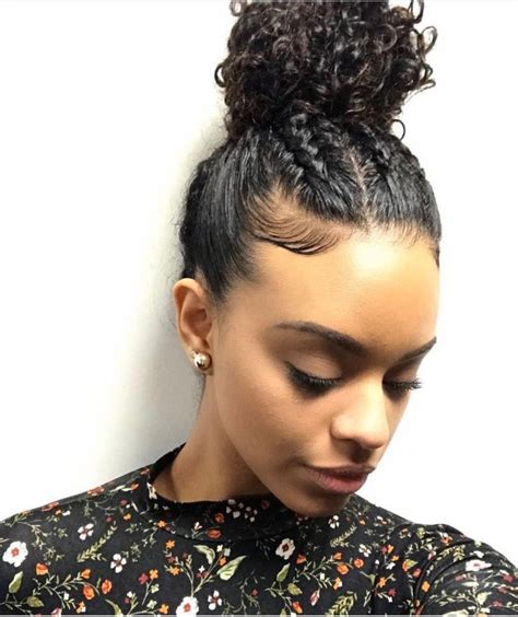 25 best ideas about black curly hairstyles on pinterest