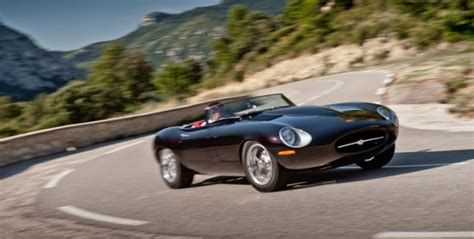 Jaguar E-type Speedster From Eagle E-types