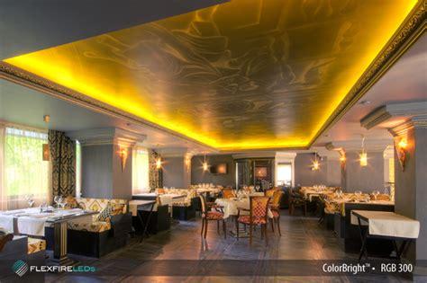 interior restaurant  bar lighting ideas