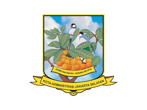 logo kota administrasi jakarta selatan vector cdr png hd