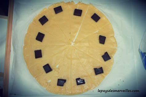 mini croissant au chocolat avec p 226 te feuillet 233 e 176 176 le pays des merveilles